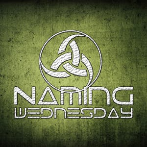 Naming Wednesday