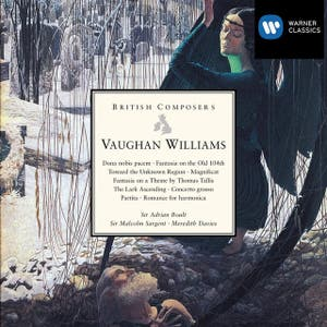 Vaughan Williams: Dona nobis pacem etc
