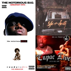 The List: Biggie Smalls