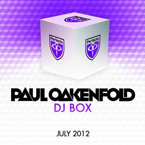 DJ Box - July 2012