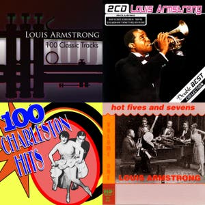 IHIM: Satchmo's Hot List
