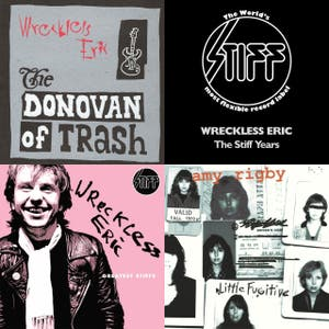 Twinkle Twinkle: Wreckless Eric & Amy Rigby
