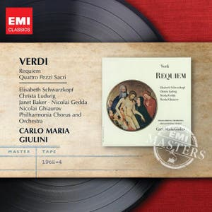 Verdi: Requiem & Four Sacred Pieces