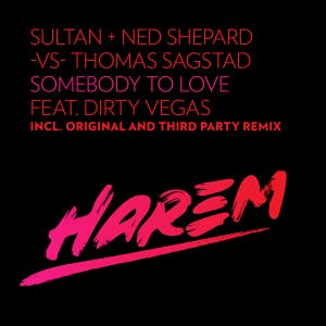 Sultan & Ned Shepard vs. Thomas Sagstad feat. Dirty Vegas