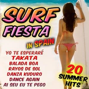 Surf Fiesta In Spain. 20 Summer Hits
