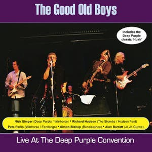 The Good Old Boys – Live At The Deep Purple Convention