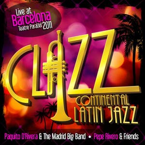 Paquito D´Rivera & The Madrid Big Band / Pepe Rivero & Friends