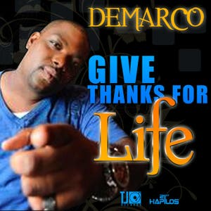 Give Thanks for Life - Single