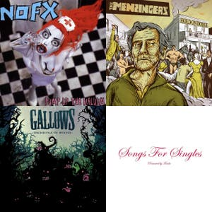 Jay's Not-your-typical-indie-rock-employee-playlist