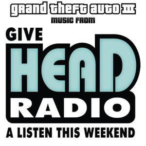 Grand Theft Auto III: Head Radio