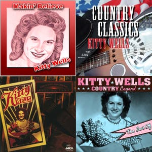 Kitty Wells Career Sampler