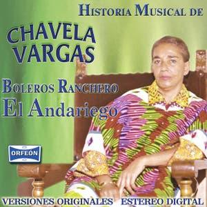 Chavela Vargas El Andariego