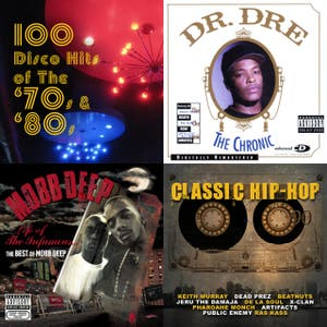 Complex's 100 Greatest Hip-Hop Beats of all Time