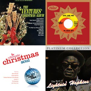 Twinkle's Christmas Mix