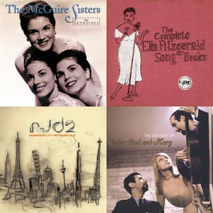 Maureen's Mad Men Party Playlist
