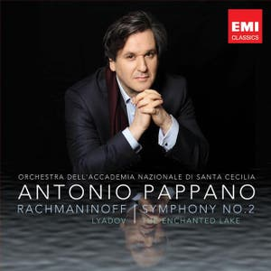 Rachmaninoff: Symphony no. 2 / The Enchanted Lake