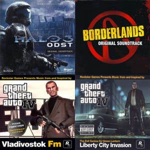 Video Game Music - Original Soundtracks