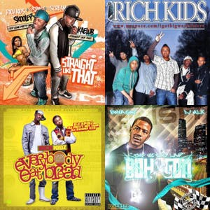 Rich Kidz and Atlanta's Happy Raps