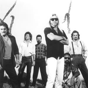 The Gregg Allman Band