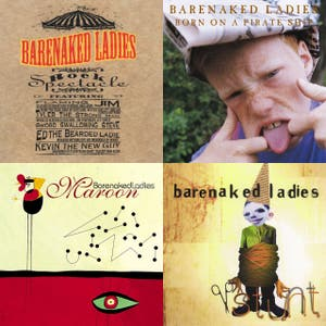 Barenaked Ladies - Spotify Greatest Hits!
