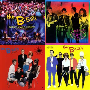 The B-52's Top Tracks