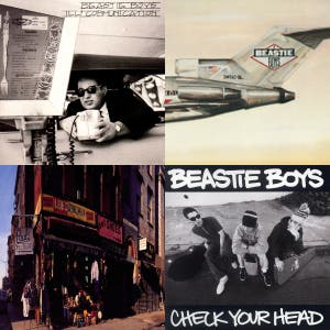Beastie Boys - Faber Social selection