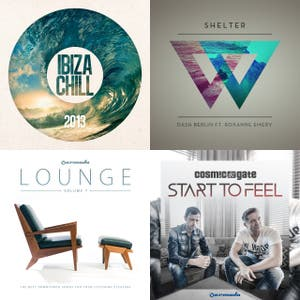 Chill Out Top 1000 (incl Chicane, Gotye, Bruno Mars, Massive Attack, Lorde, Thievery Corporation & many more)