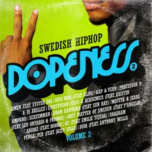 Dopeness 2 - Swedish Hiphop
