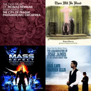 Epic film & game scores