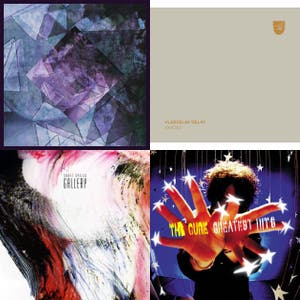 Carpark Records September 2012 Office Playlist