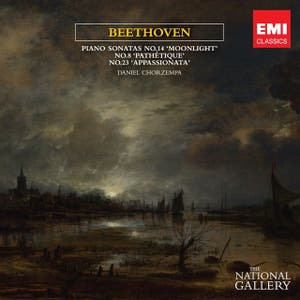 Beethoven: Piano Sonatas No.14 'Moonlight', No.8 ' Pathétique', No.23 'Appassionata' - The National Gallery Collection