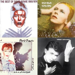 Top 20 Greatest David Bowie Songs