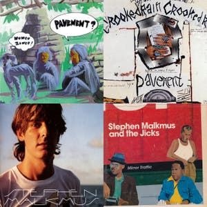 The Survivors: Stephen Malkmus