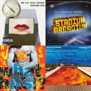 Red Hot Chili Peppers Spotify Playlist