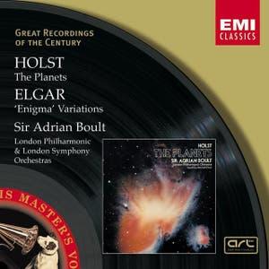 Holst: The Planets - Elgar: 'Enigma' Variations