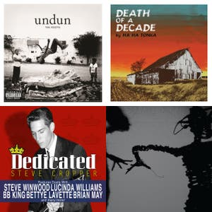 Selections From My Favorite Albums of 2011