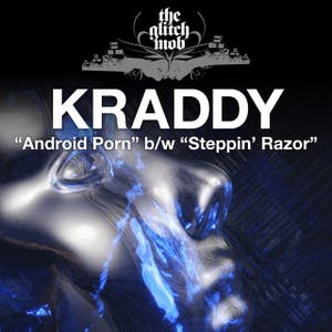 Android Porn / Steppin' Razor - Single