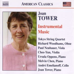 Tower: Chamber and Solo Music