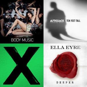 Summer 2 2014 Playlist