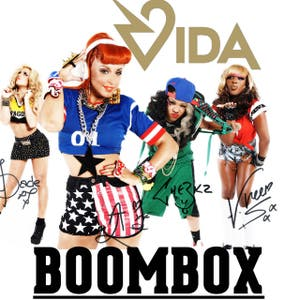 Boombox (Remixes)