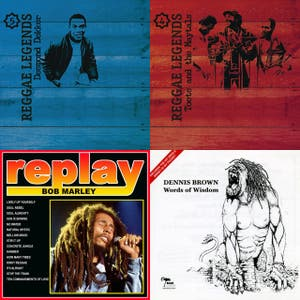 Rhythm Magazine Ultimate Reggae Drumming playlist