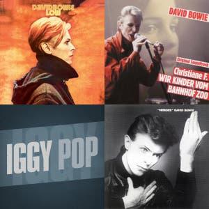 Berlin Bowie Playlist