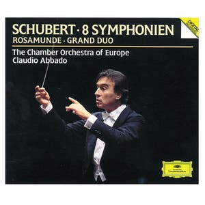 Chamber Orchestra of Europe & Claudio Abbado