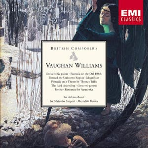 Vaughan Williams Dona nobis pacem etc