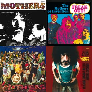 Frank Zappa - Chronological Discography