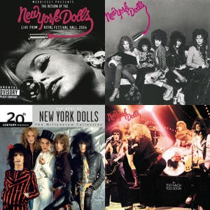 The Survivors: The New York Dolls