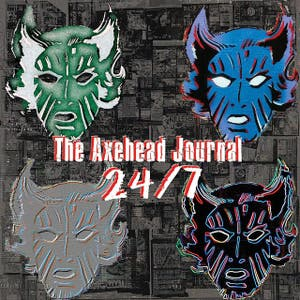 The Axehead Journal