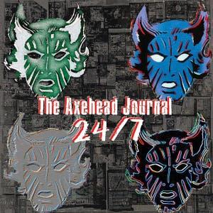 The Axehead Journal