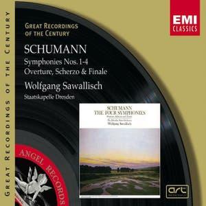 Schumann: Symphonies Nos.1-4 - Overture, Scherzo & Finale