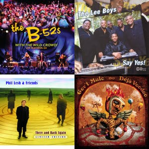2012 Telluride Blues & Brews Fest Playlist